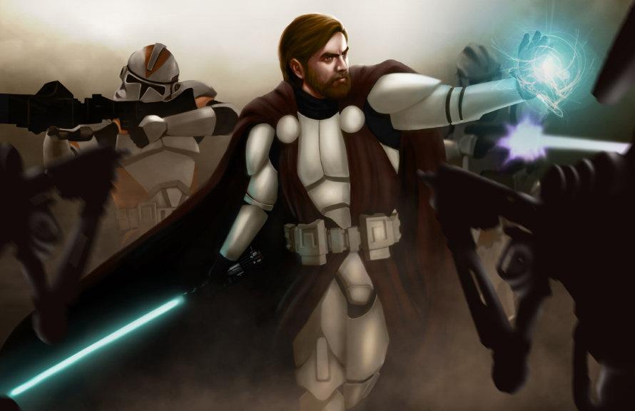 Obi Wan Kenobi Concept Art