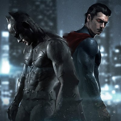 Lius lasahido superman vs batman