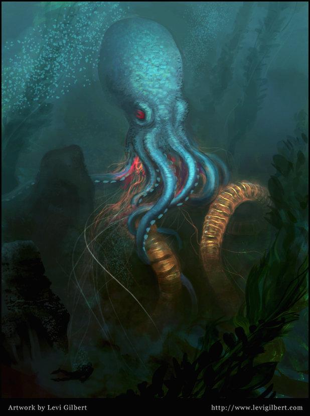 Levi gilbert deepseamonster03
