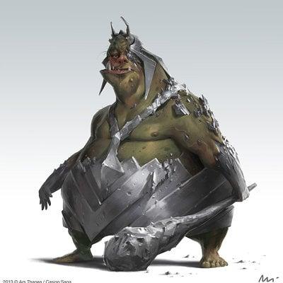 Michal lisowski saga boss titanium trolla