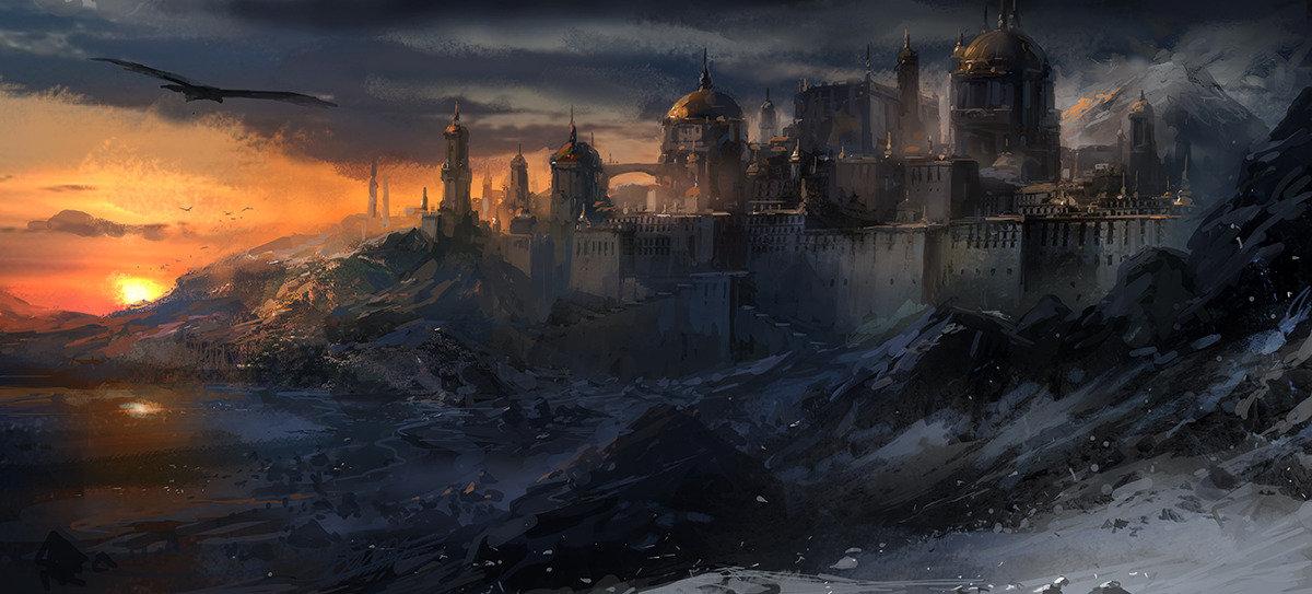 J c park sunset castle
