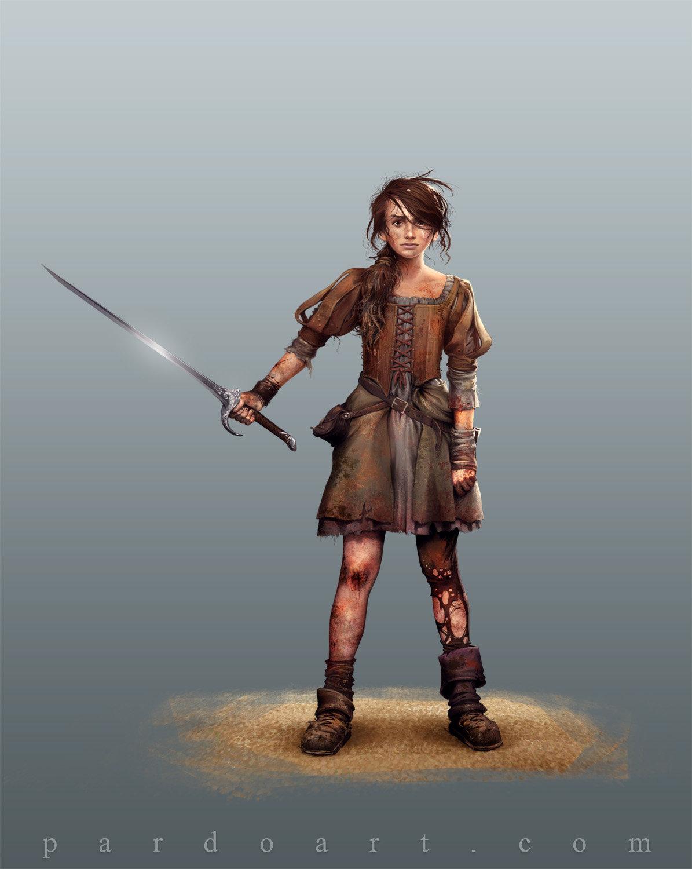ASOIAF - Arya Stark