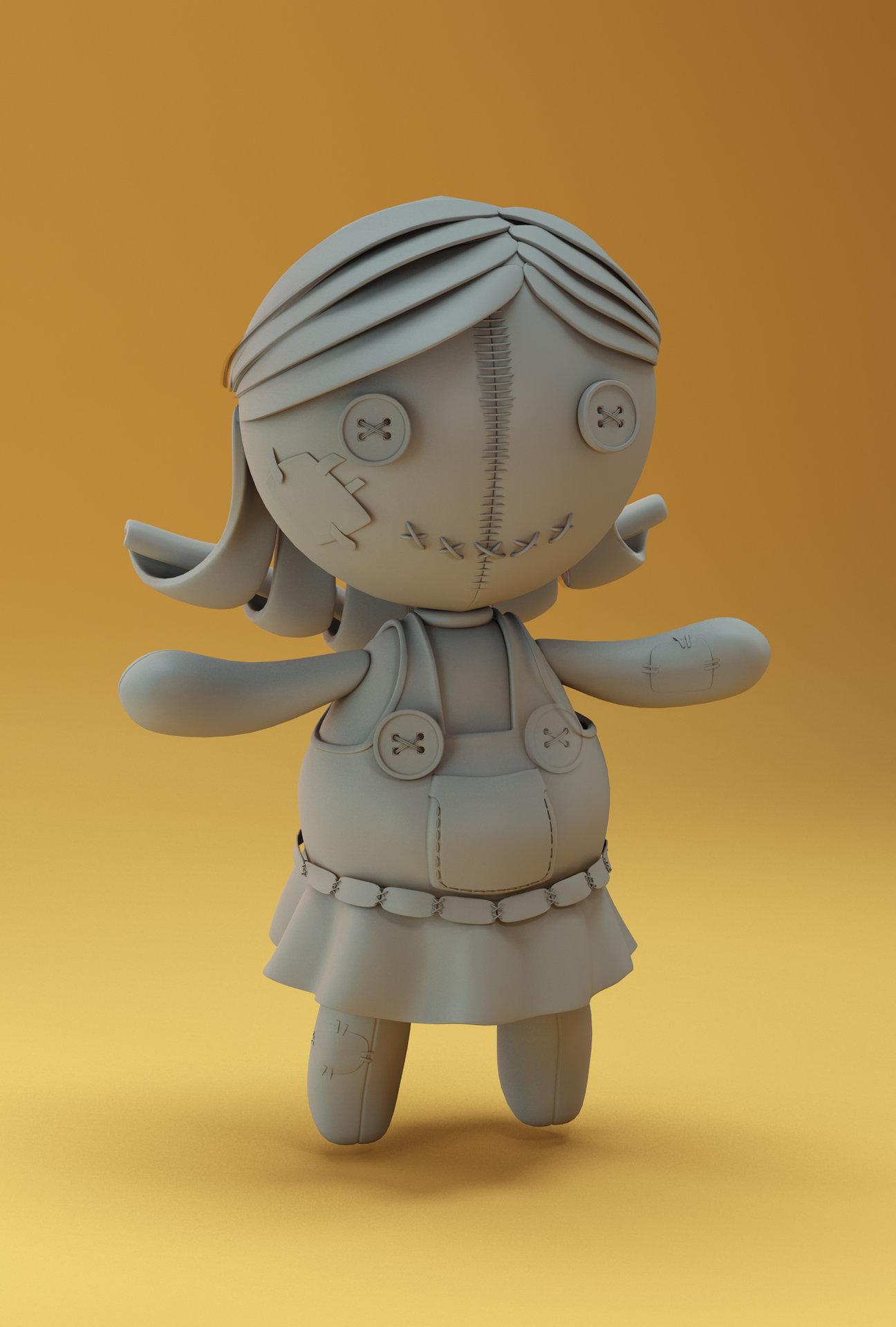 Fabricio campos boneca