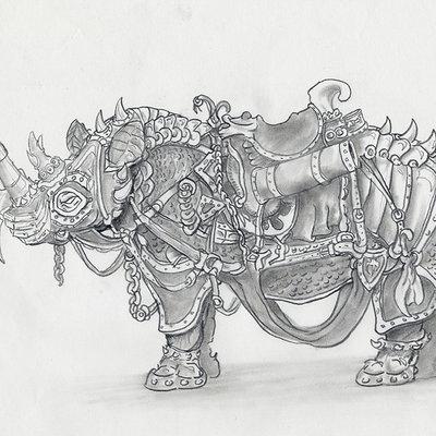 Josh purple battle rhino01