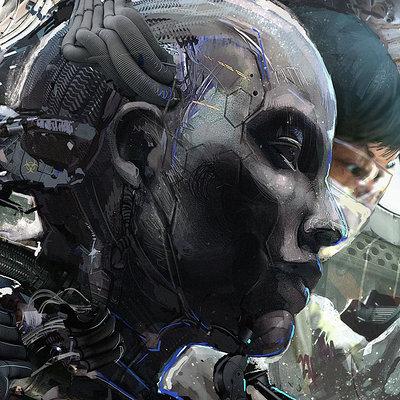 Klaus wittmann cyborg