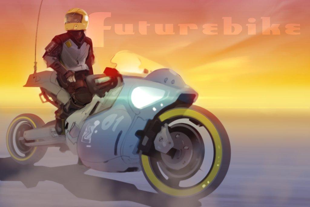 Chris ortega futurebike