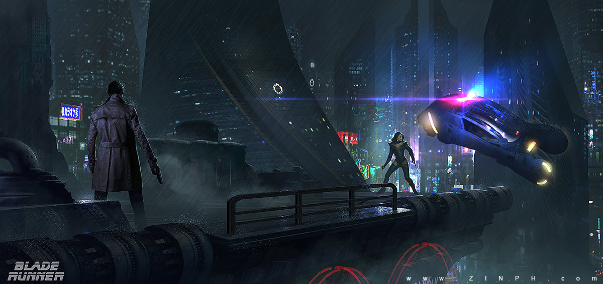 Blade Runner Fan Art