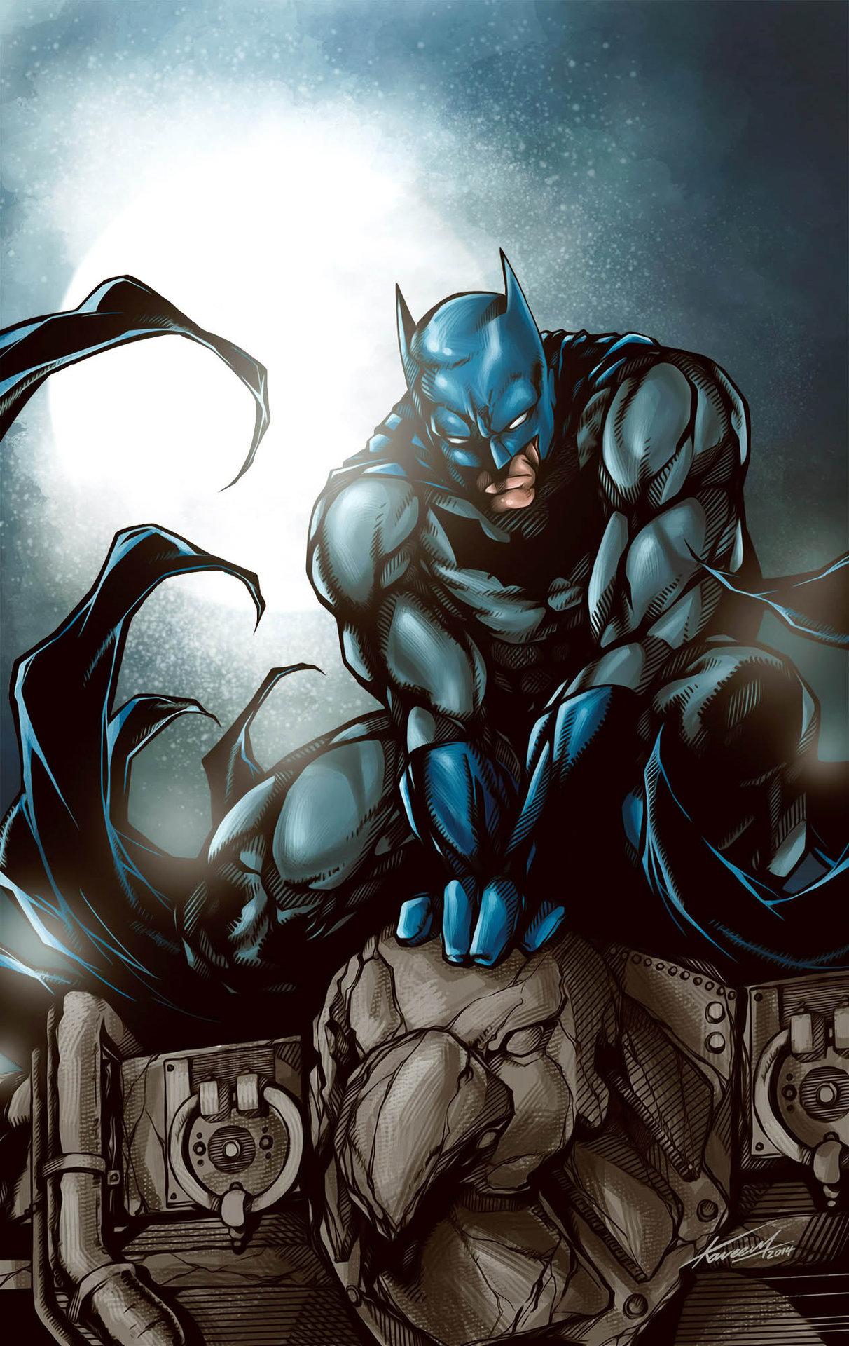 Kareem ahmed batman 2