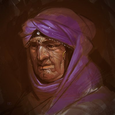 Taylor fischer bedouin woman