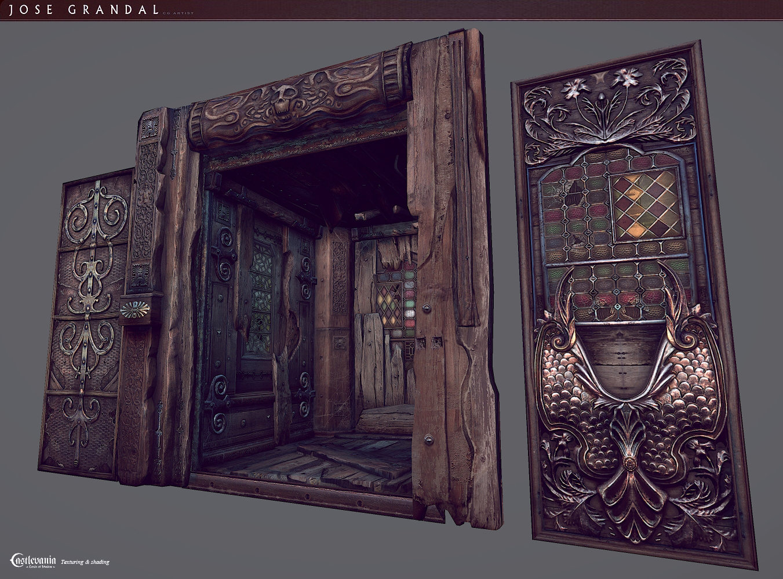 Castlevania: Lords of shadow 2. Chupacabras Lift
