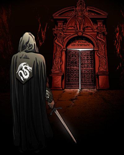 Steve rampton hell gate
