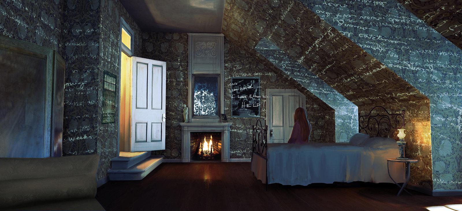 Lena's room