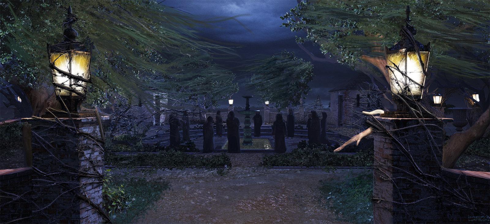 Garden ritual
