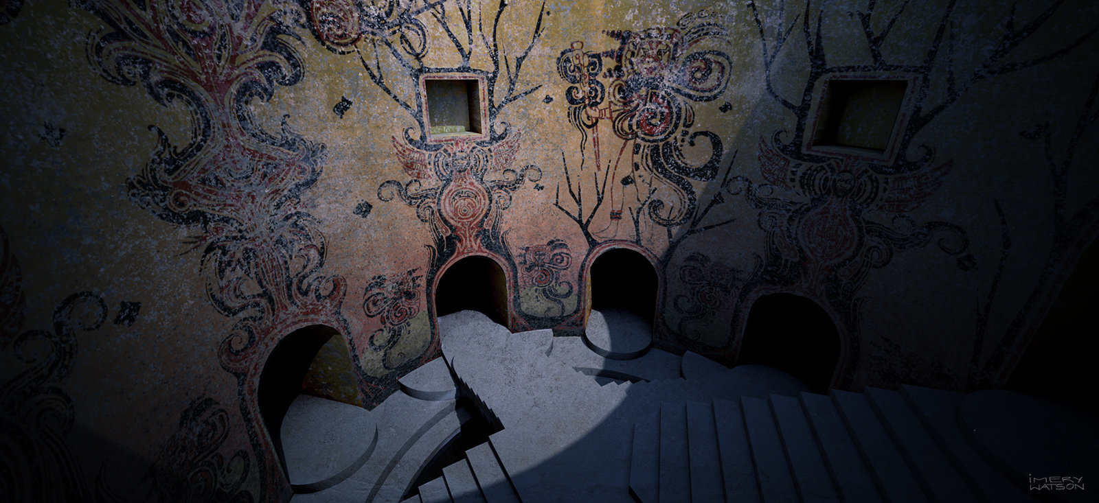Imery watson fresco