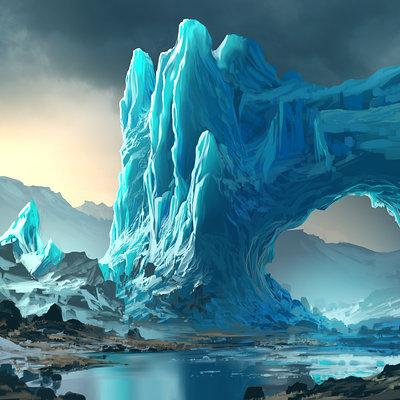 Daniel conway glacier
