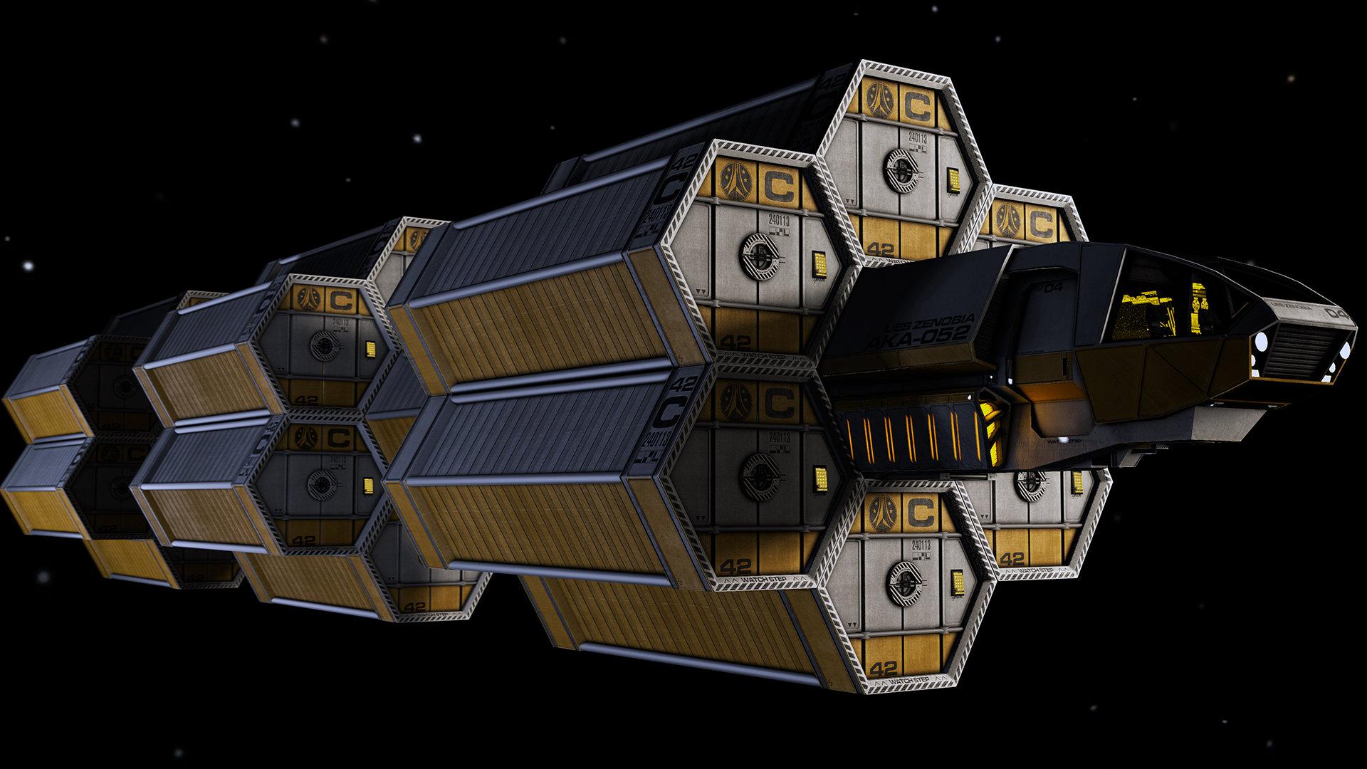 Ben bickle shuttle cargo 2