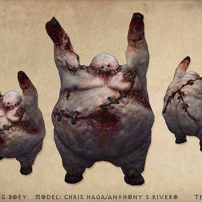 Anthony rivero grotesque portfolio 01