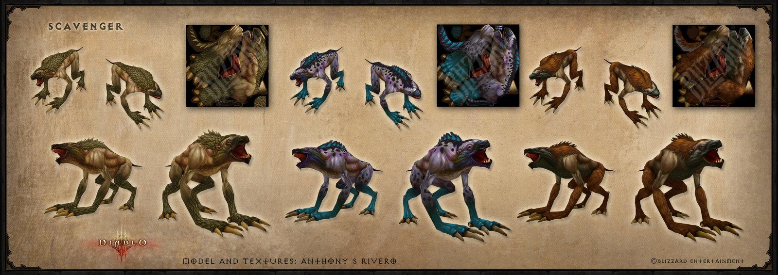 Diablo 3 Scavenger