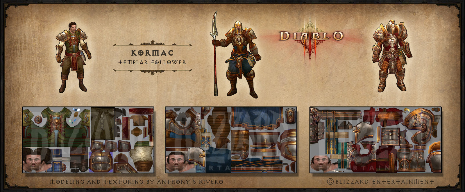 Diablo 3 Kormac