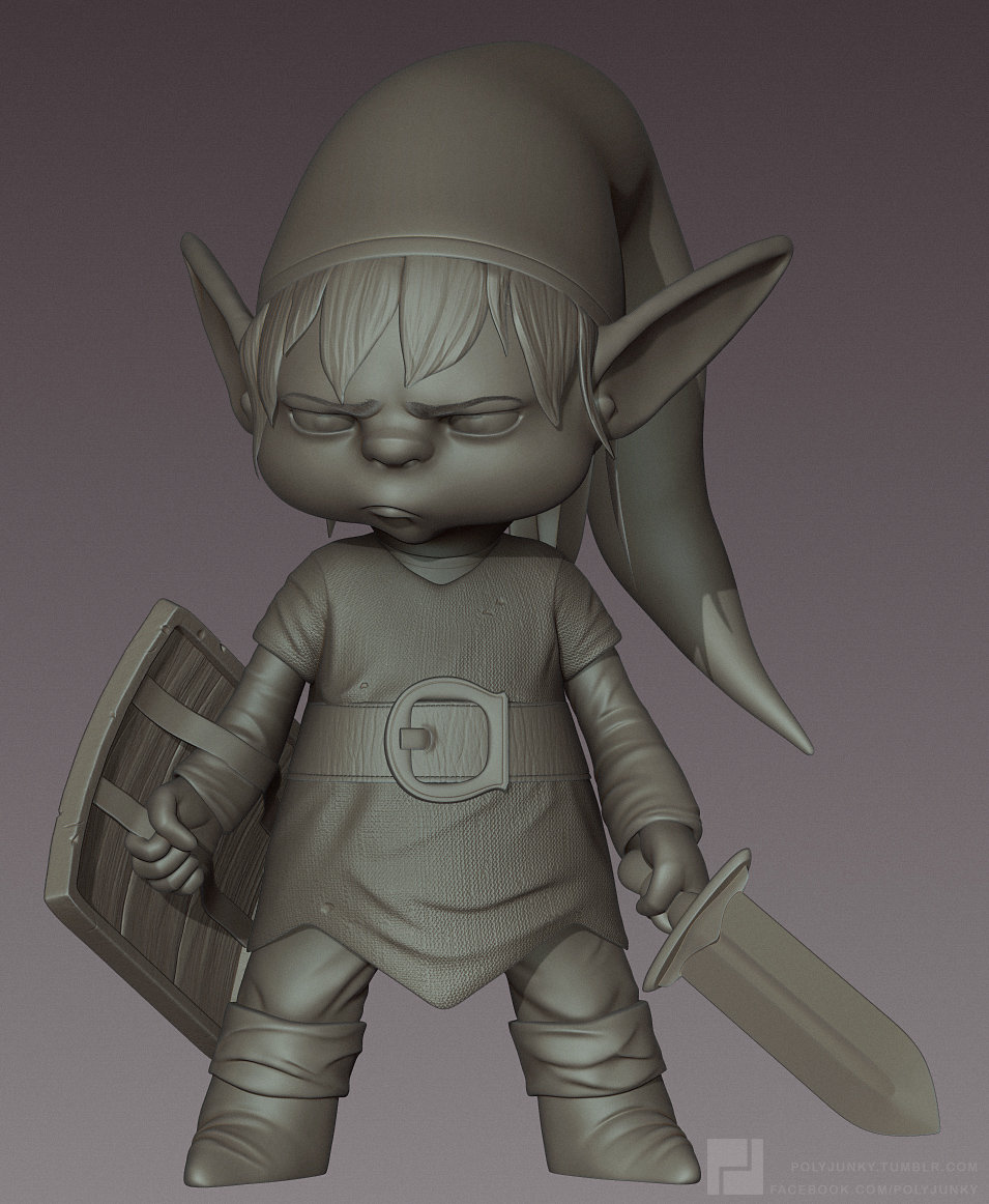 Zbrush clay