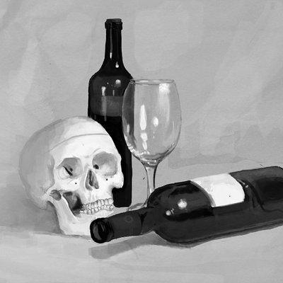 Ali maher skull