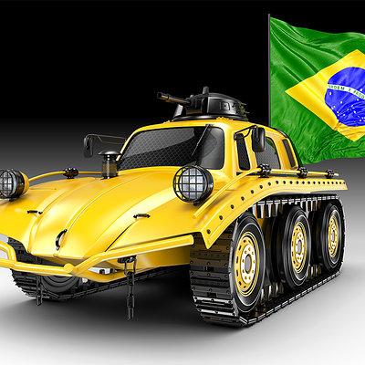 Jomar machado track beetle