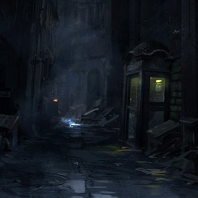 Adolfo navarro alleyway lords of shadow 2