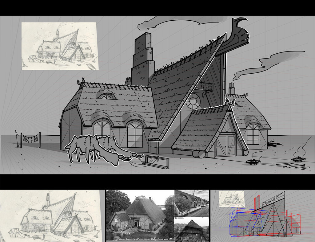 Lukas kuhn viking house lineart by undercurrent 32 d73tw3q