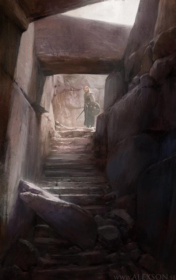 Alexander forssberg crypt