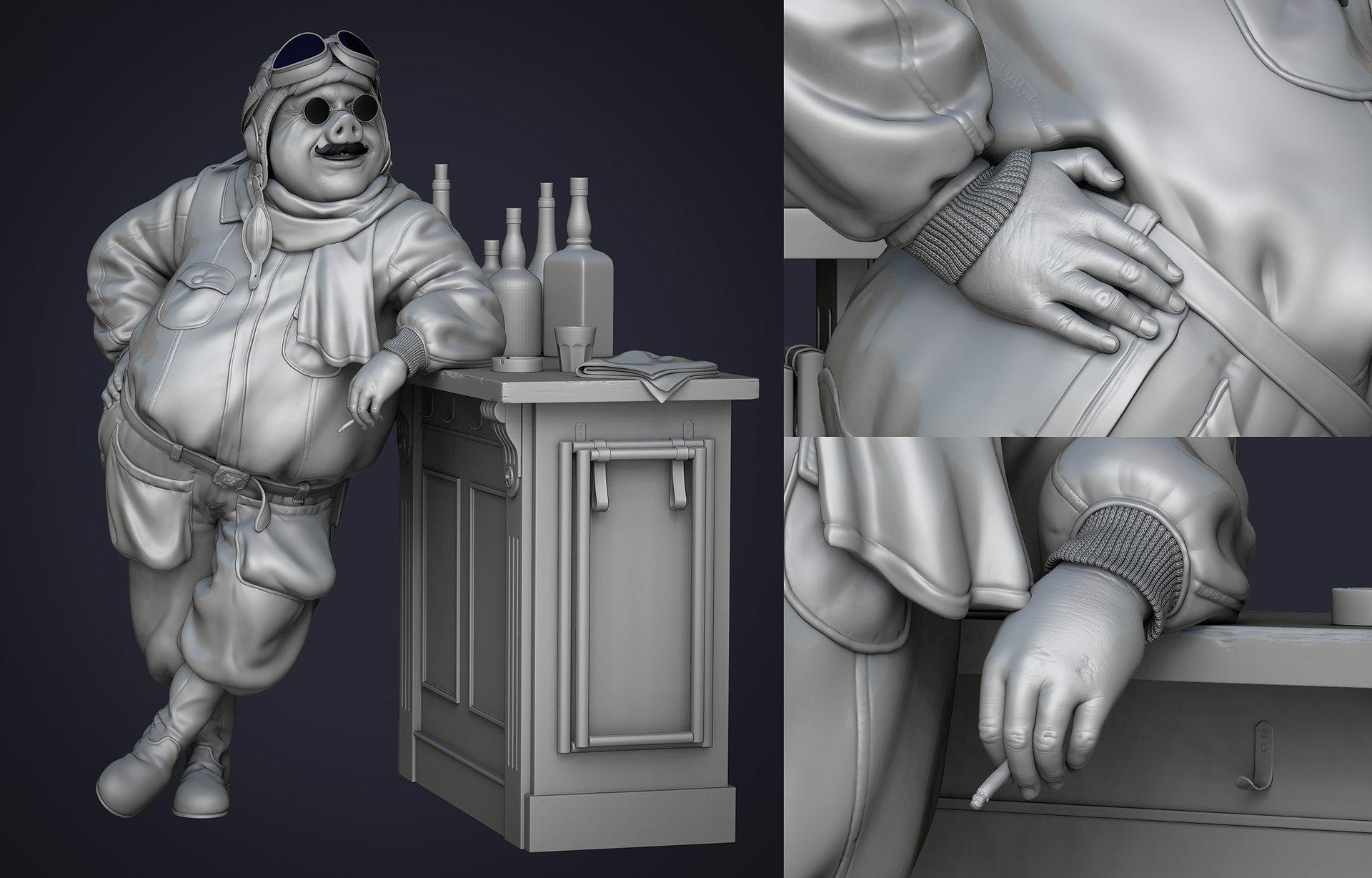Oleg memukhin porco5