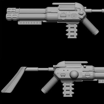Alterton bizarre arquillan arm cannon 12 19