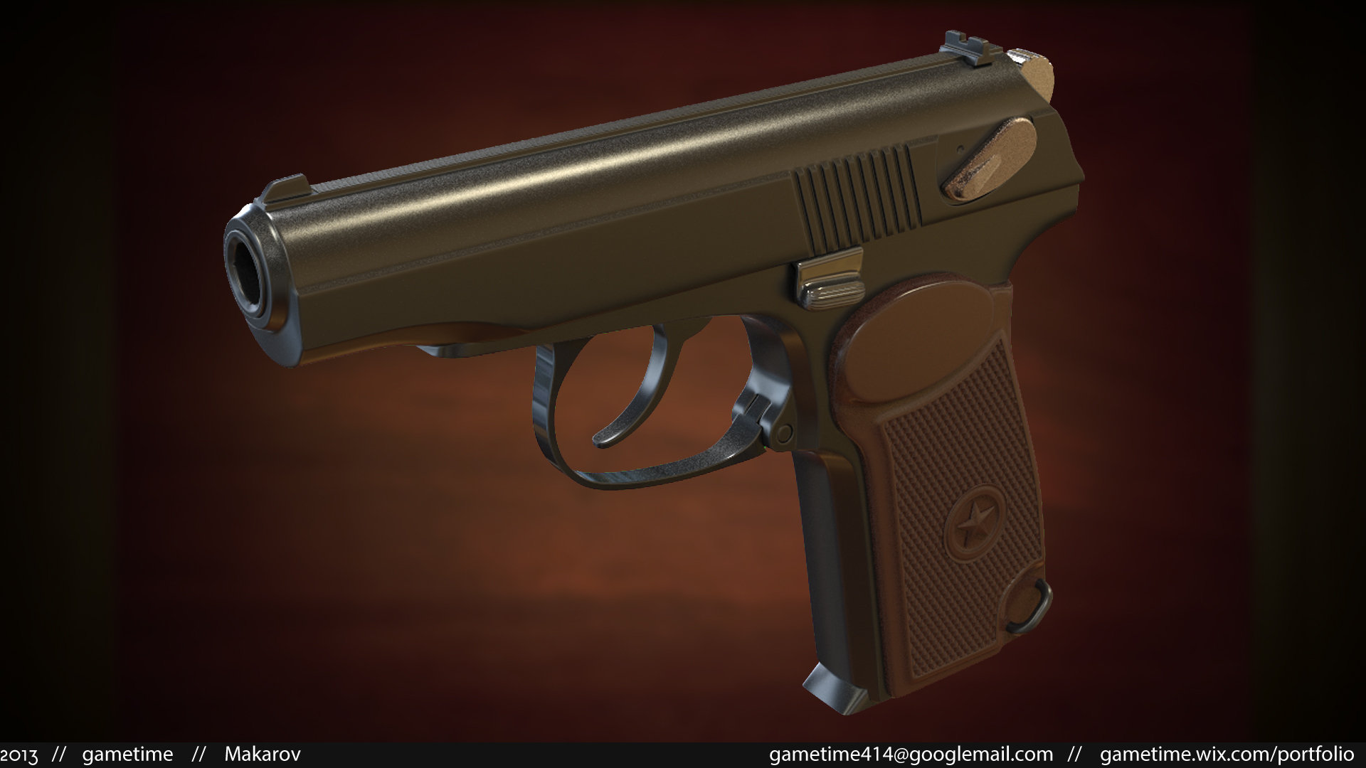 Artstation Makarov Gametime 414 Images, Photos, Reviews