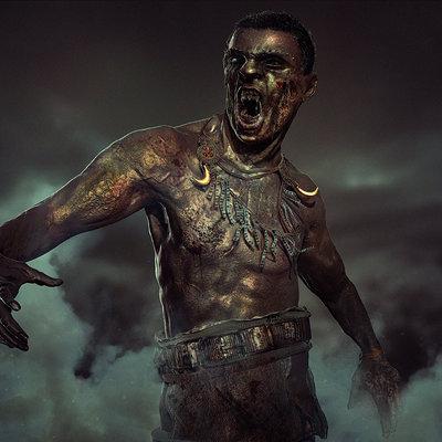 Didier konings zombie workshop sharpen