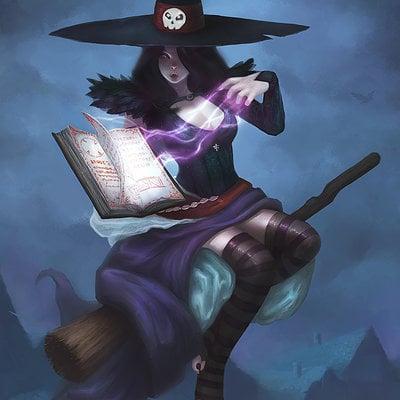 Mario vazquez witch