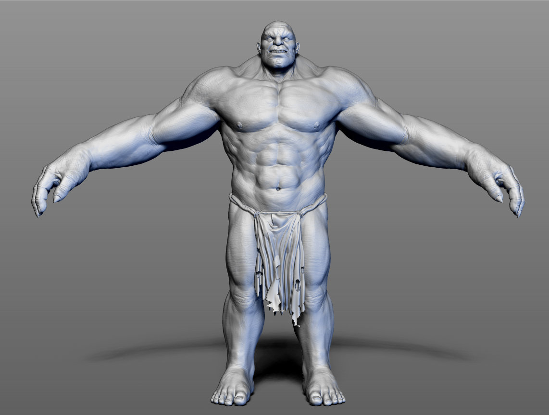 Giles ruscoe giant