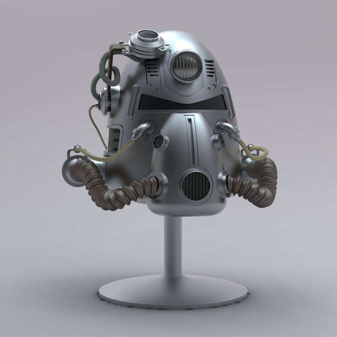 Fallout - Power Helmet