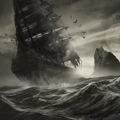 Thomas bignon bateau pirate