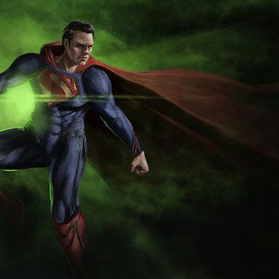 Thomas bignon superman