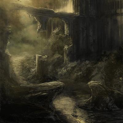 Thomas bignon ruines