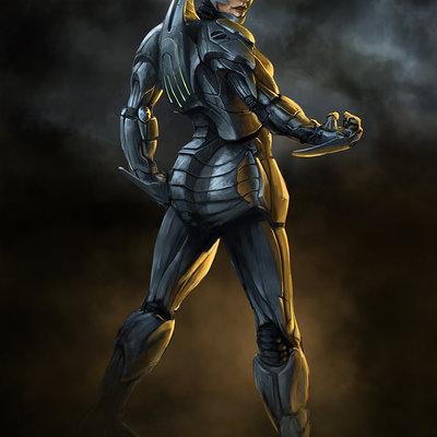 Thomas bignon exosquelette