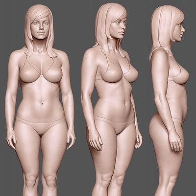 Eugene fokin femalemodel10 01 by 3eof d6ip4d2