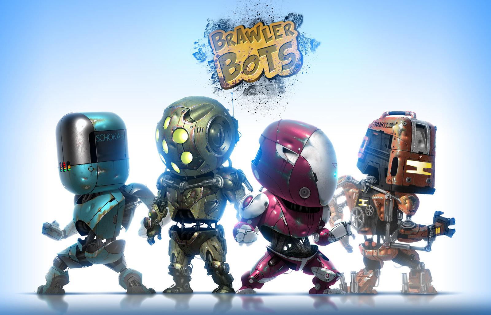 Brawler Bots