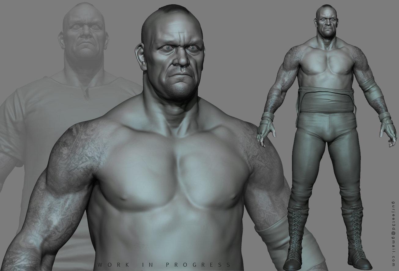 Gurjeet singh undertaker 02