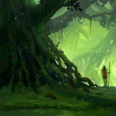 Nele diel jungle warden 2
