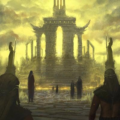 Nele diel heaventhrone 3