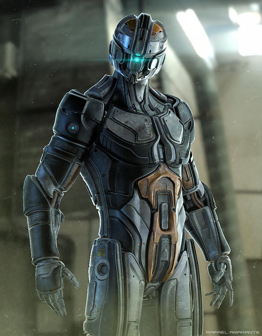Rafael amarante cyborg 1d