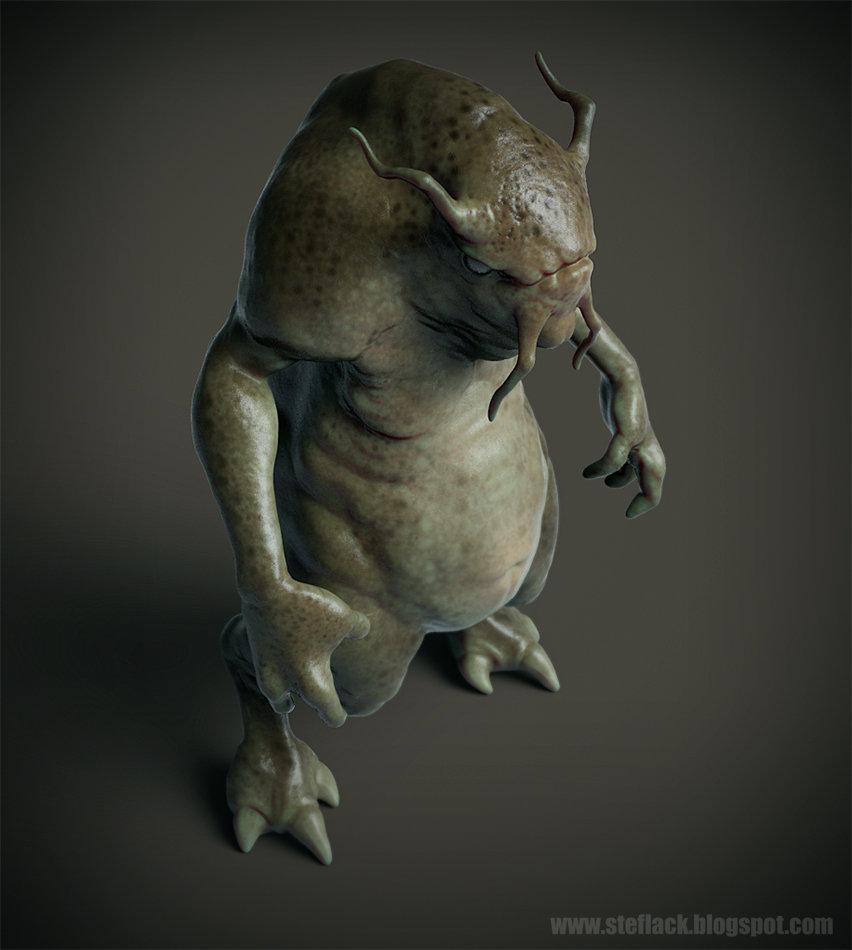 Ste flack creature03