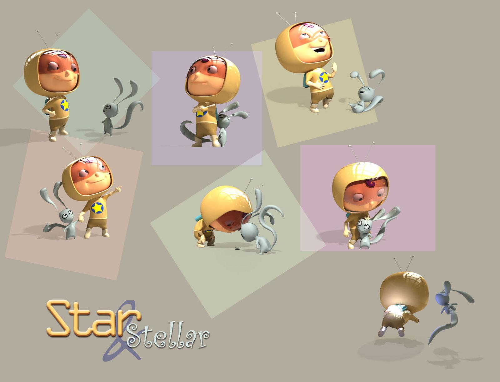 Star and Stellar
