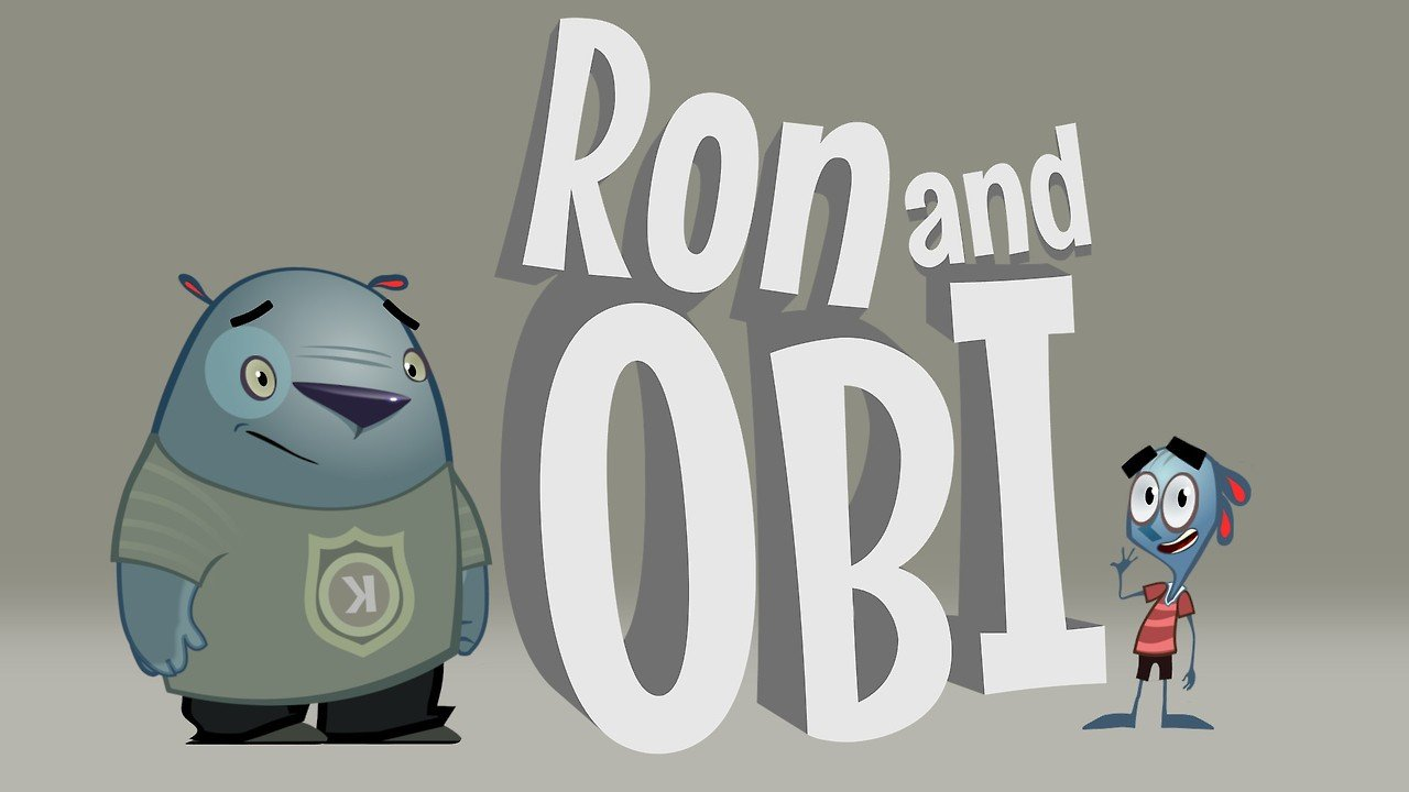 Ron and Obi title