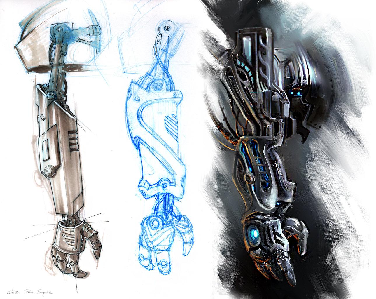 Arms concept